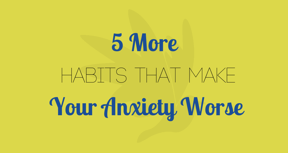 5 More Habits Featured Image