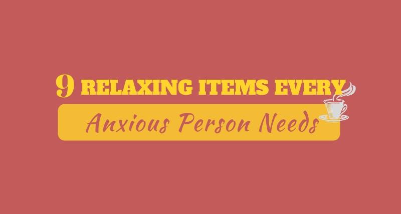 9 Relaxing Items FI