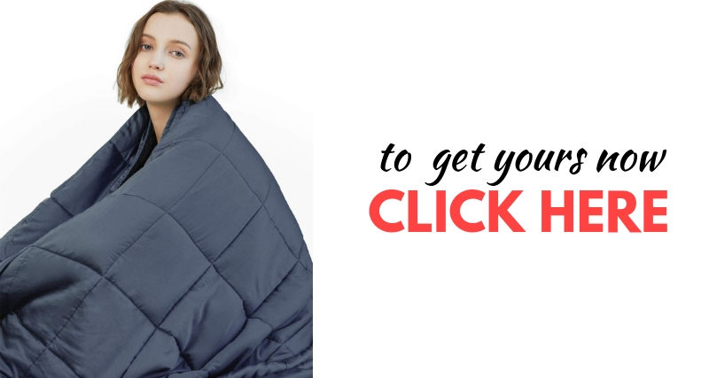 Weighted blanket image