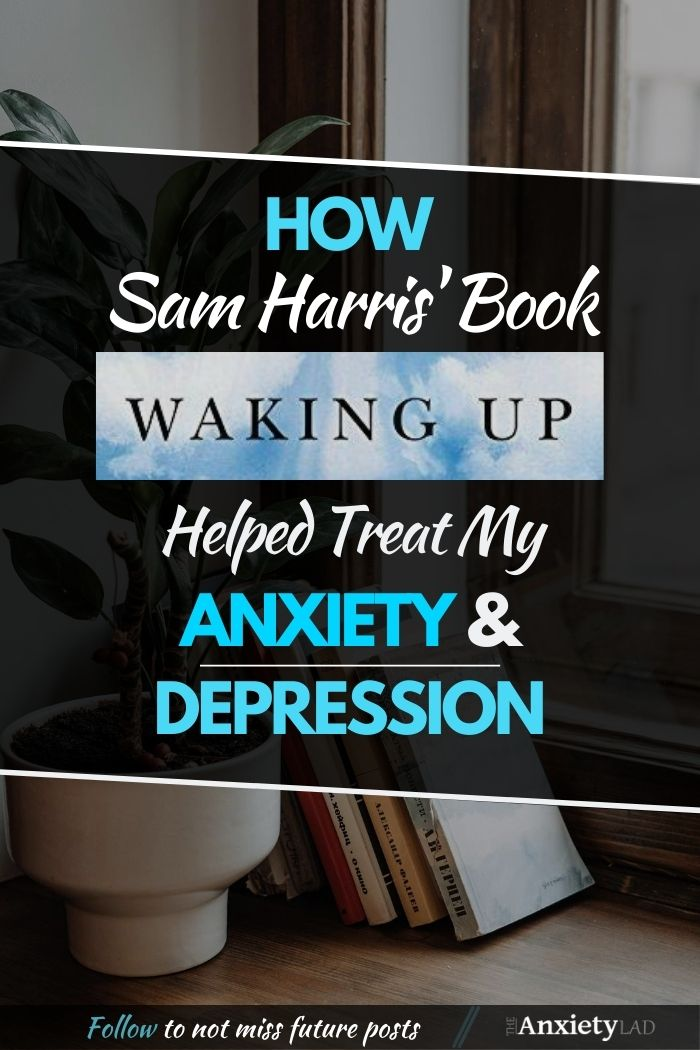 Can Waking Up Help Treat Anxiety And Depression Pinterest Image