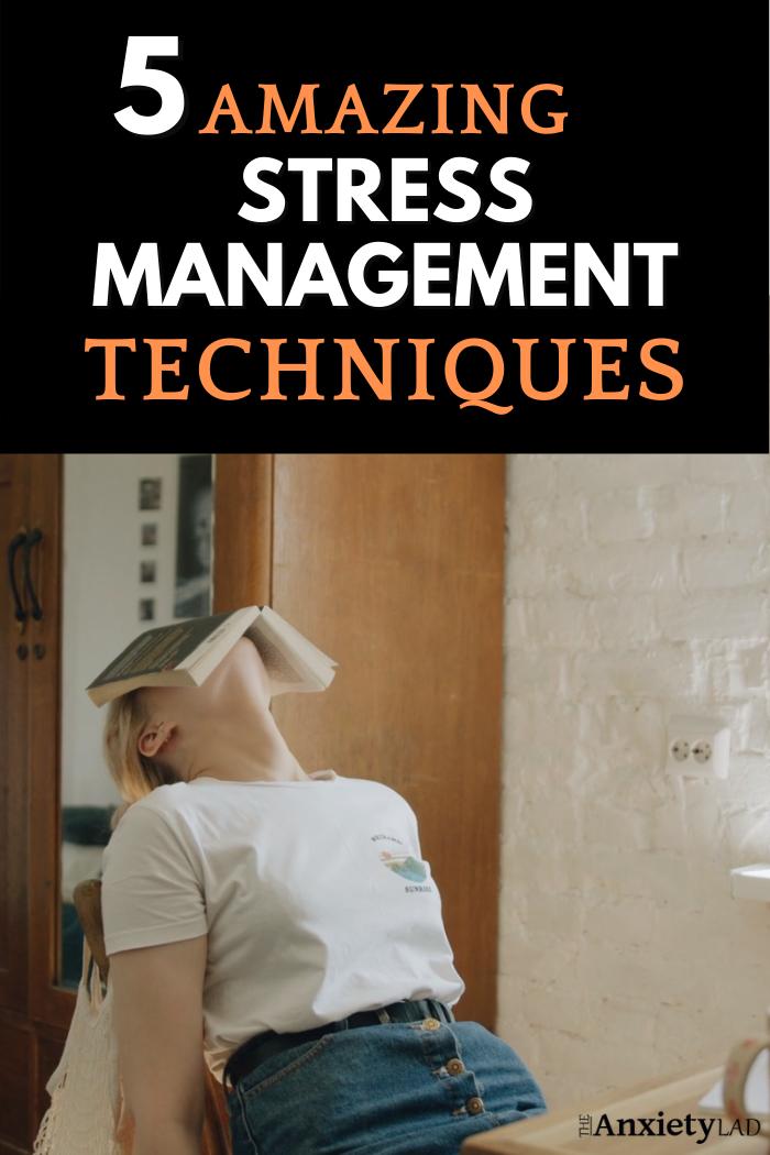 Stress Management Pinterest